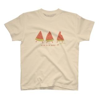 スイカスイカスイカ〜♪ T-shirts