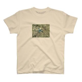 青い星 T-shirts