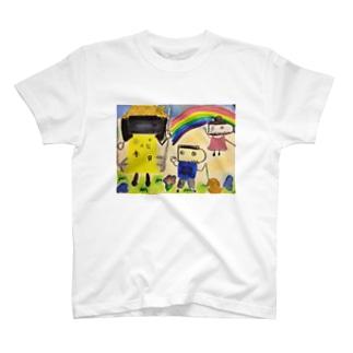 bootDNAのMr sonoba by hana T-shirts