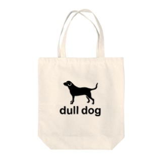 dull dog totebag/ダルドッグ トートバッグ Tote bags