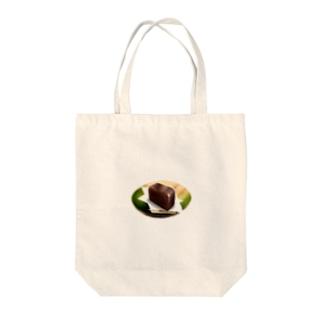 yo-kan Tote bags