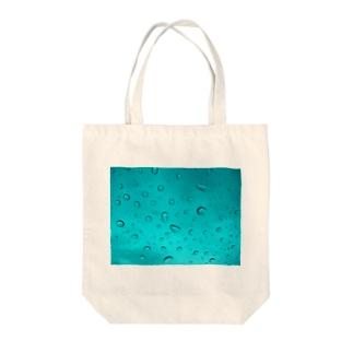rain Tote bags