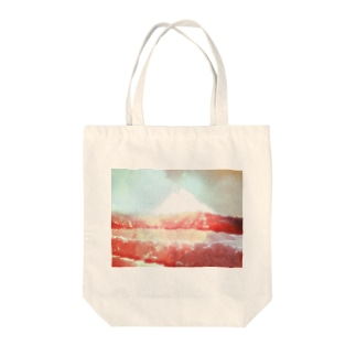 kkwのthe mountain path Tote bags