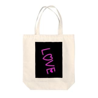 hysのLOVE Tote bags