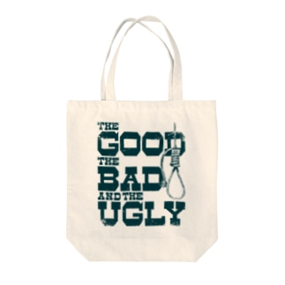 The Good, the Bad and the Ugly Tote bags