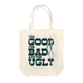 GubbishのThe Good, the Bad and the Ugly Tote bags