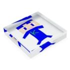 ☆コヒゲームズグッズショップ☆のコヒアーチャー Acrylic Blockの平置き