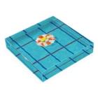 hentecoのたゆたゆ 2 Acrylic Blockの平置き