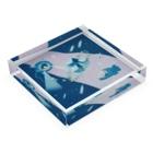 suumoのパイライト Acrylic Blockの平置き