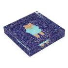 サトセヒかルの『 いつもなくきみ 』 Acrylic Blockの平置き