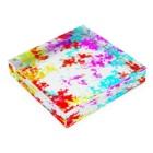 和の色彩 -wa_no_iroiro-のCoral reef Acrylic Blockの平置き