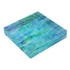 immrの湖畔 Acrylic Blockの平置き