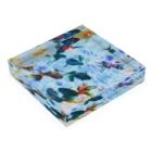 2641の金魚たち Acrylic Blockの平置き