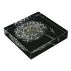 kotaniのたんぽぽ Acrylic Blockの平置き