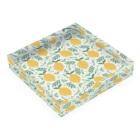 SANKAKU DESIGN STOREの北欧風レモン詰め合わせmini。 Acrylic Blockの平置き