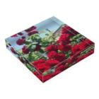 namaste99の薔薇の花 Acrylic Blockの平置き