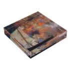 Art Baseのオディロン・レドン / Flower Clouds / 1903 / Odilon Redon. Acrylic Blockの平置き