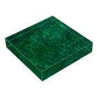 aeiuoの森 Acrylic Blockの平置き