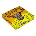 m.b.nissy shopのHappy new year 2021 Acrylic Blockの平置き