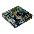 ART のルノワール/ムーラン・ド・ラ・ギャレット Acrylic Blockの平置き