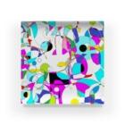 Asai8823の色彩のかけらサマータイム Acrylic Block