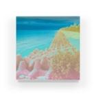 ウナーゴン20億3千万販売所の異界の海 Acrylic Block