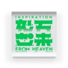 Sawai shingoの天来妙想 Acrylic Block