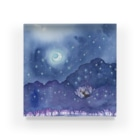 Rosemary*Teaの星降る森 Acrylic Block