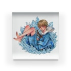 Cor Leonis SUZURI storeの水晶少年アクリルブロック Acrylic Block