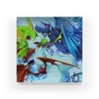 BARE FEET/猫田博人のリペア&ティー・アクリルブロック Acrylic Block