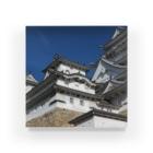 Makiko0829の姫路城 Acrylic Block