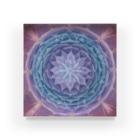 Mandala Mariのサハスラーラパドマ Acrylic Block