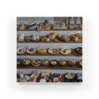 ちょび子のミニチュアフードのザ・ミニチュアフード Acrylic Block