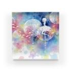 Hidzuki Kaoruの真夏の夜の夢語り Acrylic Block
