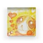 やまざきゆうみの愛の絆創膏 Acrylic Block