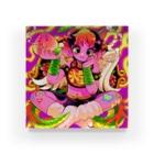 メイドイン極楽スズリ店のフォーチュンドラゴン Acrylic Block