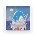 かめ吉のかき氷 Acrylic Block