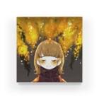 きたむらのミモザ Acrylic Block