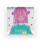 色田/SHIKIDAのとんでもなく…かわいい Acrylic Block