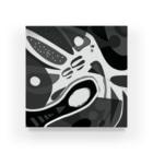 シマモリ タカコのモノクロセカイ Acrylic Block