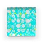 和の色彩 -wa_no_iroiro-のLemon squash Acrylic Block