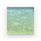 mY9ulhの海水浴 Acrylic Block