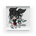MINAMISOMA ART WORKS.のSOMA NOMAOI Girls Collection2019 Acrylic Block