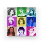 ナガセ シンのガールズ Acrylic Block