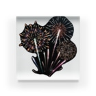 amasariの花火 Acrylic Block