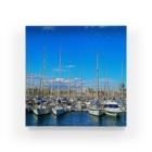 syo_31のBarcelona_sea Acrylic Block