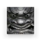 dohshinの鬼瓦 Acrylic Block