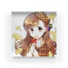 kurun's petit factory By 星咲まゆのdear autumn Acrylic Block