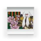 tosibouの歌舞伎 Acrylic Block