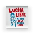 LUCHAのLUCHA LIBRE#89 Acrylic Block
